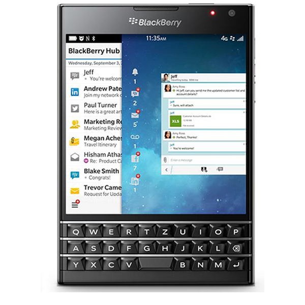 Blackberry Passport SQW100-1